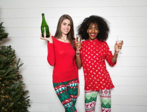 Wat zijn de regels op een kerstfeestje?